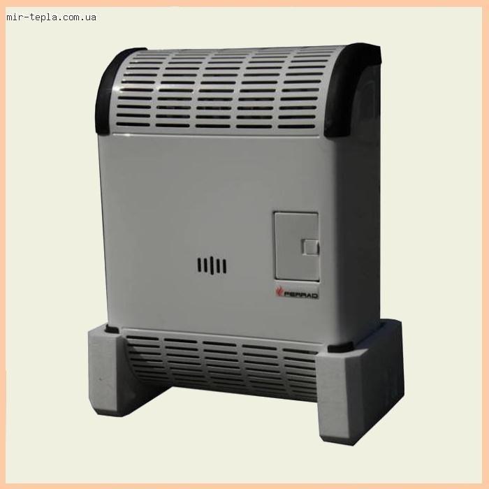Газовый конвектор FERRAD ACFE 3 с вентилятором