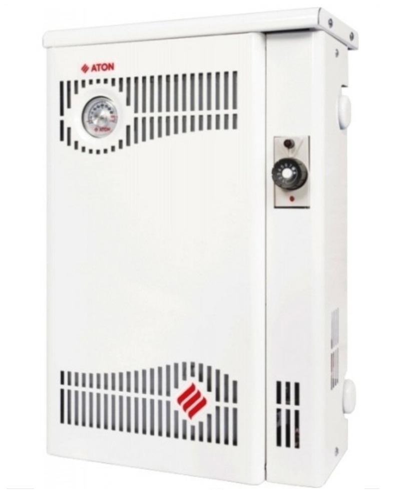 Aton АОГВМНД - 12Е Парапетный одноконтурный газовый отопительный котел.