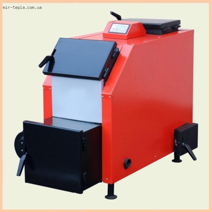 Твердотопливный котел длительного горения ERMACH-MN 35 kW