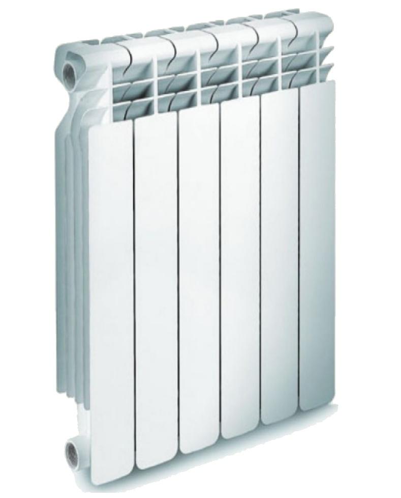 Алюминиевый радиатор DICALORE Base 500/10