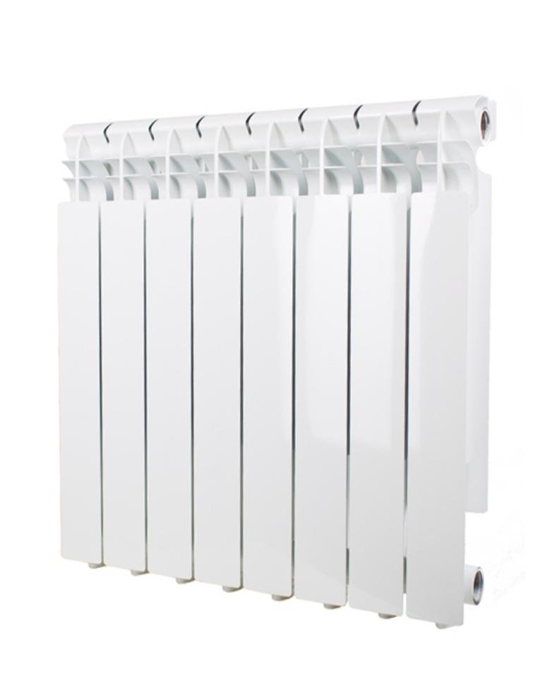 Алюминиевый радиатор Halsen   500/100