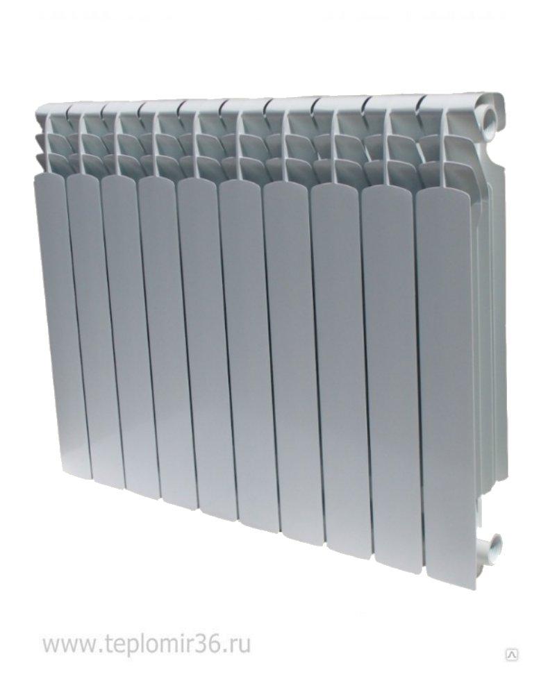 биметаллический радиатор OASIS 500 / 100