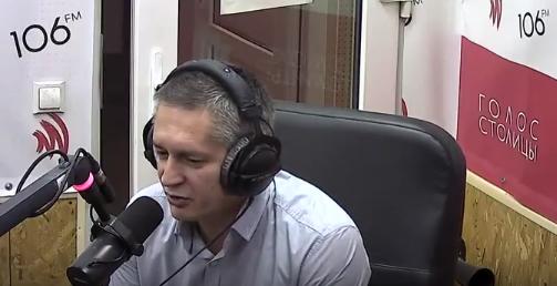 Игорь Пивень - Интерьвью на радио
