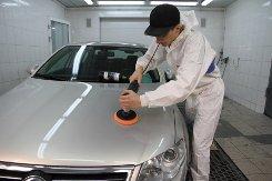 Особенности искусства удаления вмятин без покраски (PDR)