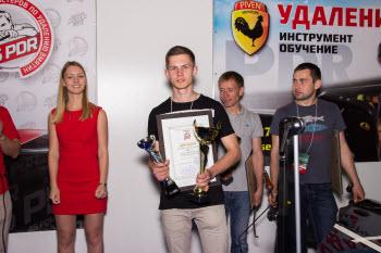 На международной олимпиаде по удалению вмятин ASPDR 2017 два призовых места заняли наши мастера!
