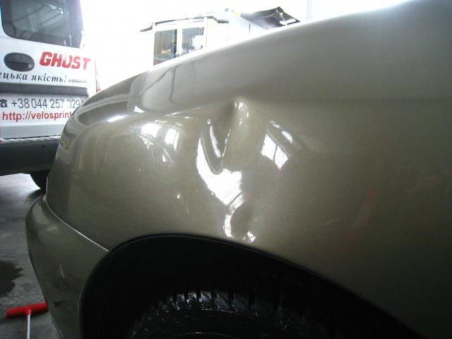 Переднее крыло део (до)