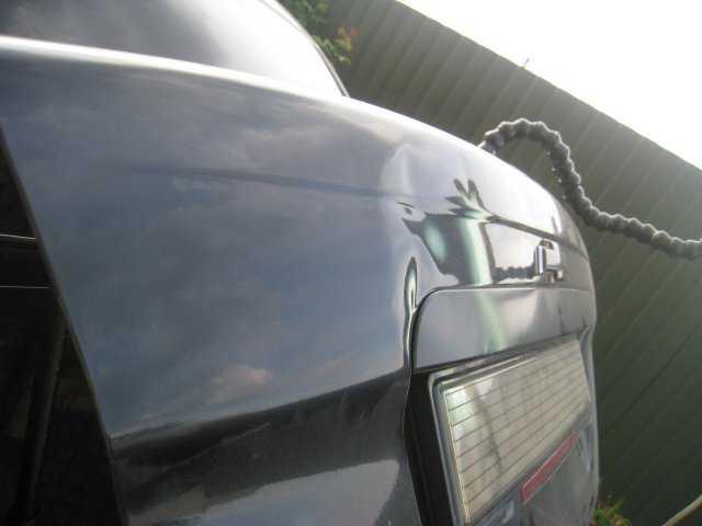 Chevrolet Удаление вмятины (после)