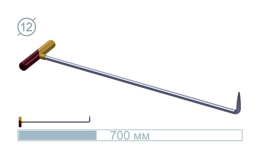 Крючок 10009
