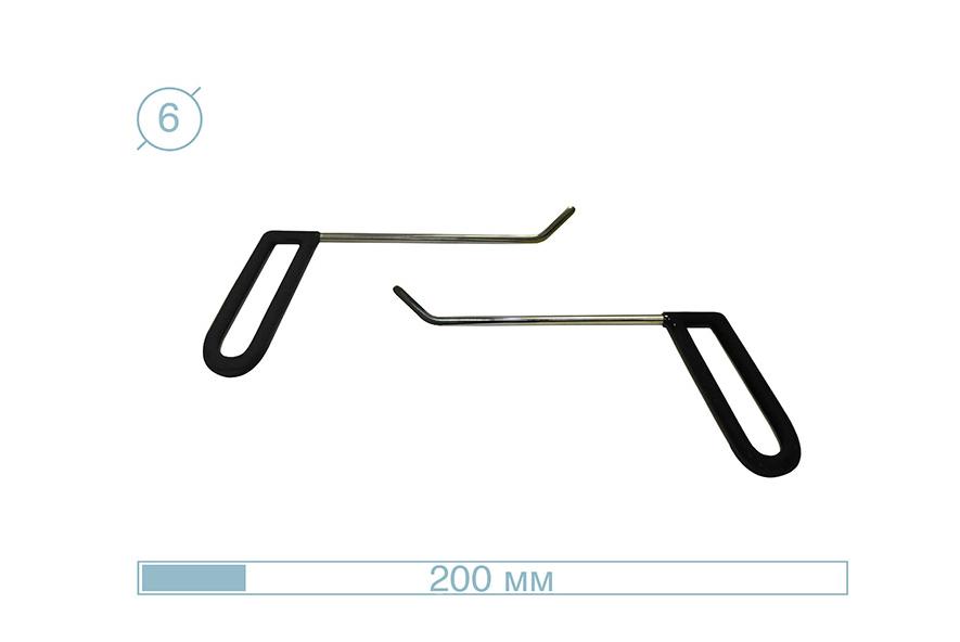 Крюки 12001-2