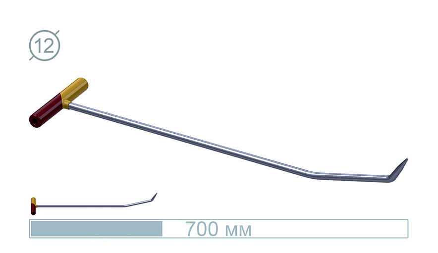 Крючок 10006