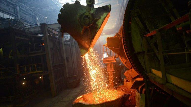 Мировая металлургическая отрасль снова в плюсе