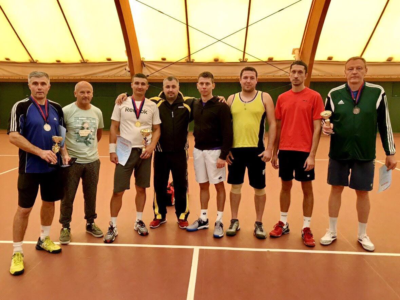 13 - 14 октября 2018 года прошёл турнир среди любителей тенниса