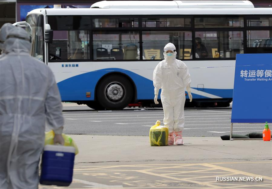 В ДНР на самоизоляции находится 532 человека, больных коронавирусом нет - Минздрав