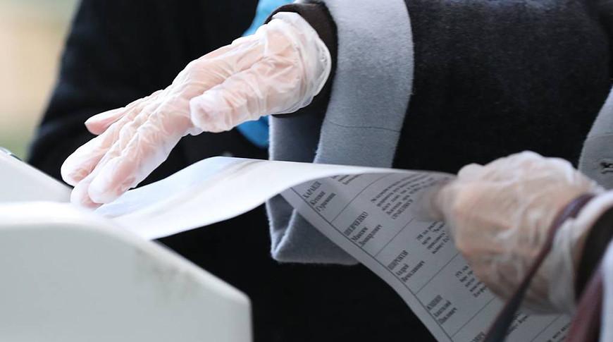 В Госдуму прошли 5 партий - ЦИК