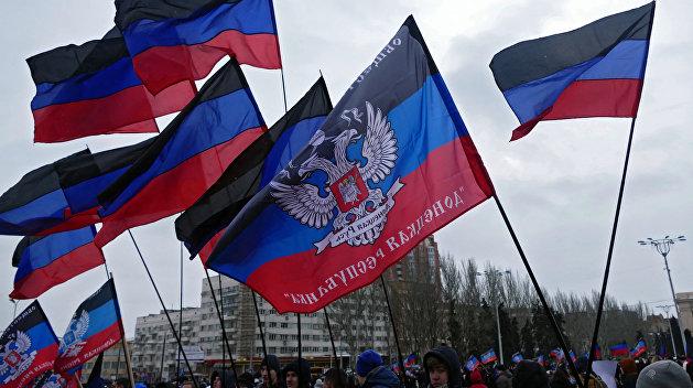 Республики ДНР и ЛНР будут признаны Россией - СМИ