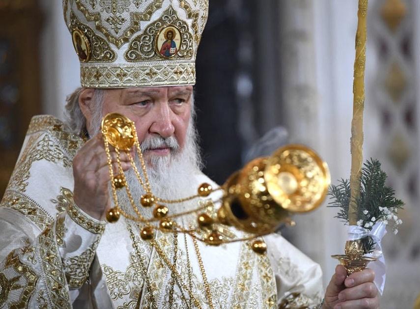 Рождественские поздравления Патриарха Кирилла и Митрополита Онуфрия