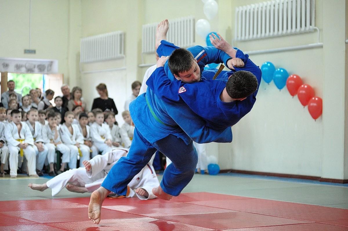 В ДНР уроки по дзюдо ввели в школьную программу