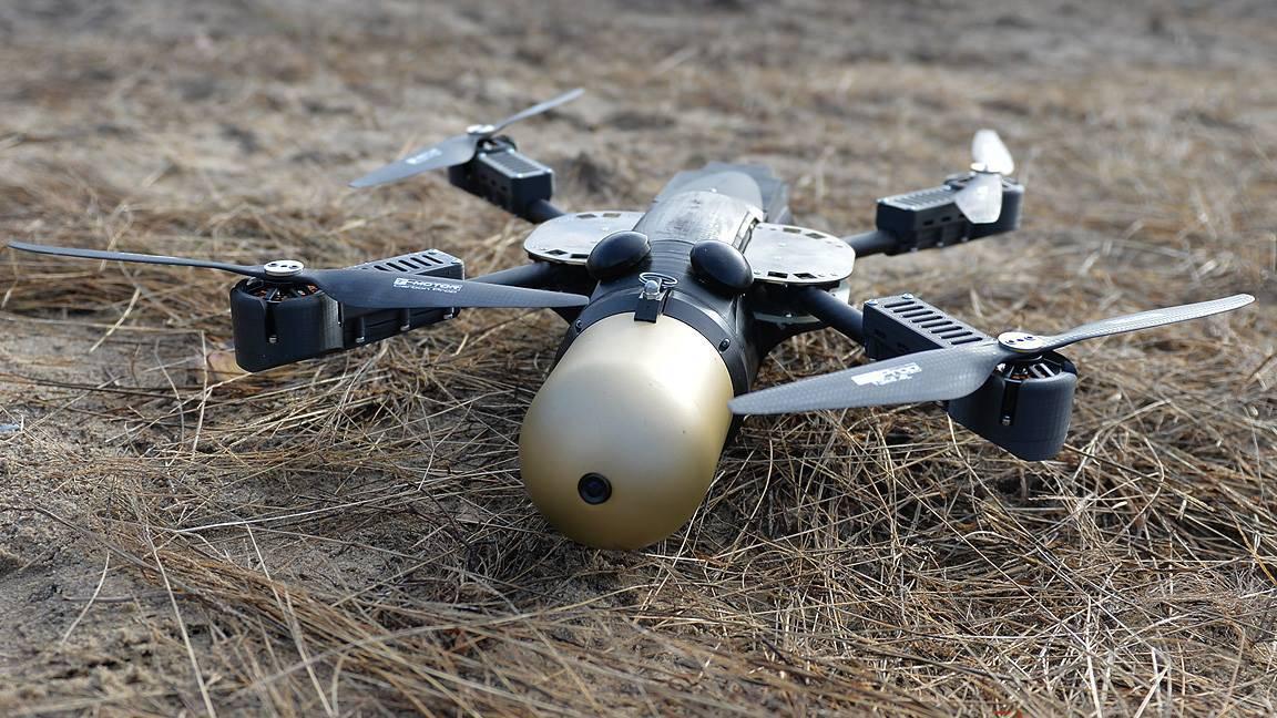 ВСУ применили ударный дрон на юге Республики, ранены трое военнослужащих ДНР