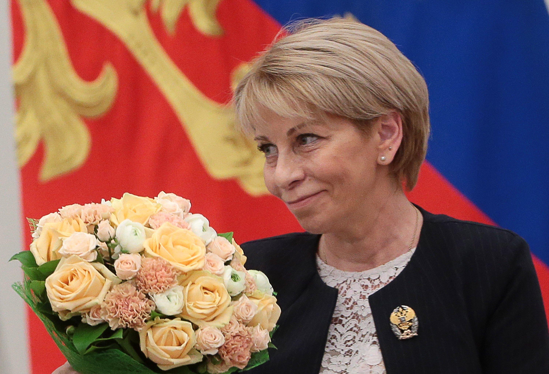 В Донецке установят бюст доктора Лизы в сквере ее имени
