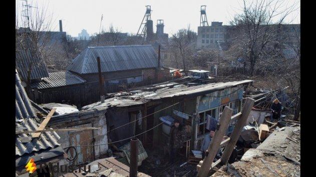 На Трудовских после сильного обстрела ВСУ ранен дончанин