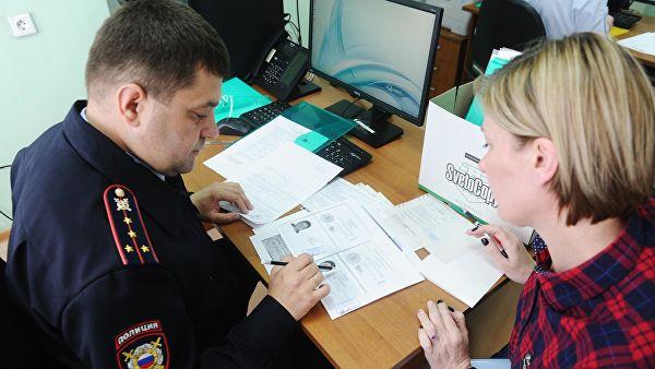 Под Ростовом открылся первый центр выдачи паспортов жителям ЛНР
