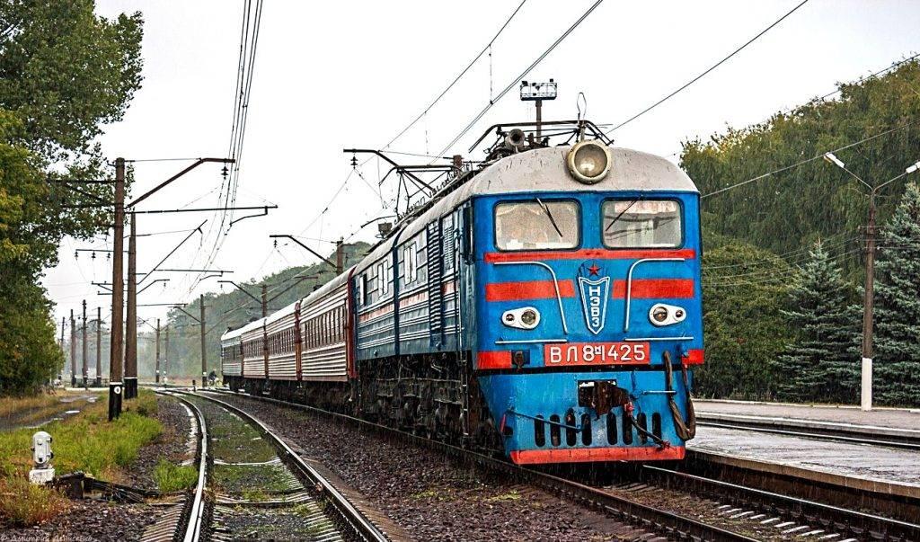 Минтранс приступил к разработке документов по запуску поездов из ДНР в Россию