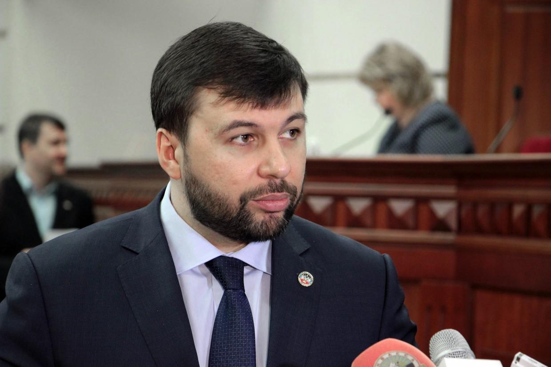 Глава ДНР 26 декабря проведет прямую линию с населением