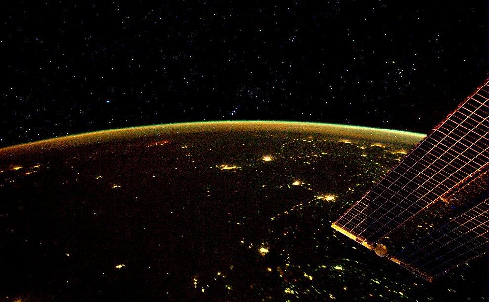 Когда над Донецком можно будет увидеть пролет Международной космической станции