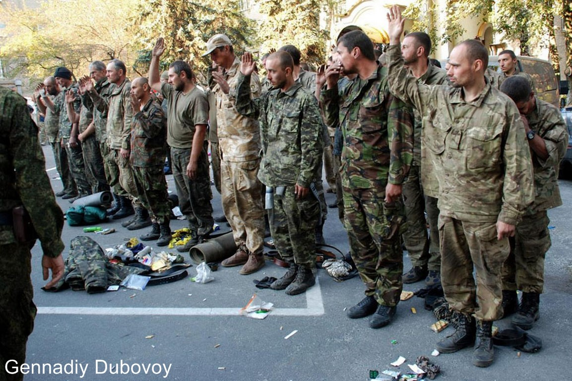 В ДНР предложили провести обмен пленными до конца года