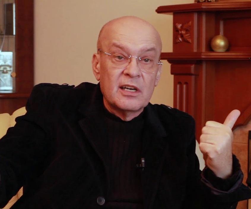 Александр Жилин о территории агрессивных зомби и новой фазе Третьей мировой войны