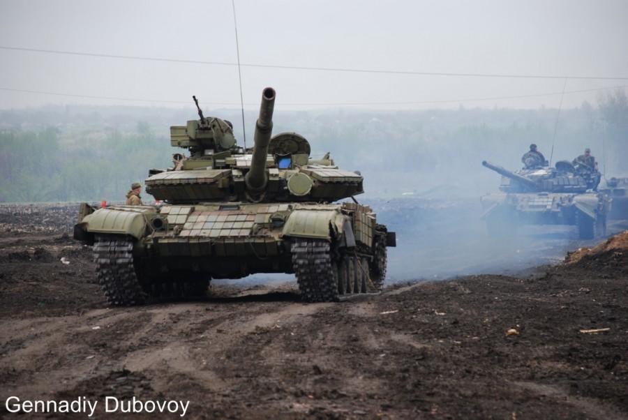 Эскалация напряжния на границах ДНР вызвана