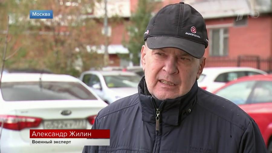 Александр Жилин: