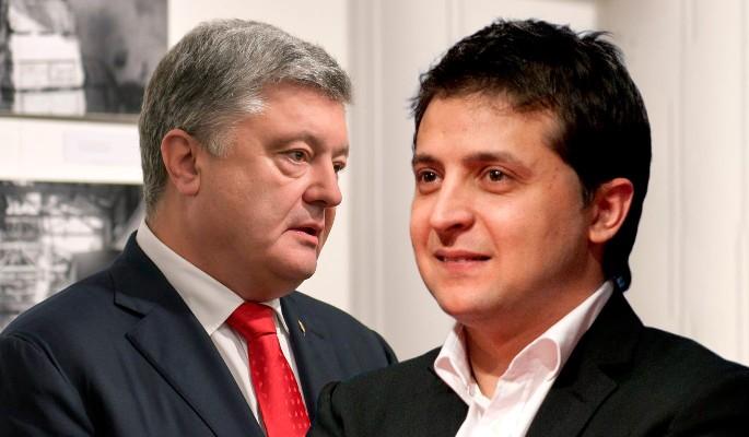 Зеленский и Порошенко выходят во второй тур. Обработано 99% протоколов с выборов президента Украины