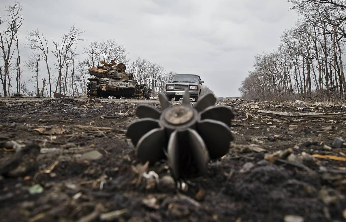 ВСУ обстреляли российских журналистов, в ДНР по этому поводу обратились в ОБСЕ и ООН