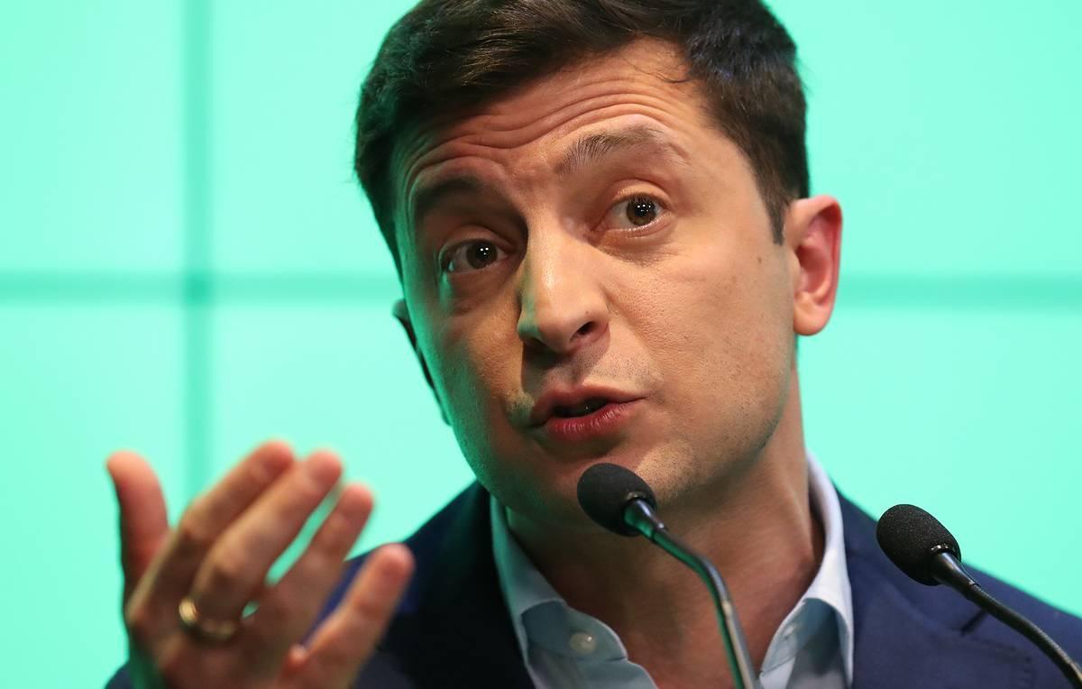 ЦИК обработала 99% бюллетеней. Зеленский набрал 73% голосов на выборах и будет президентом Украины