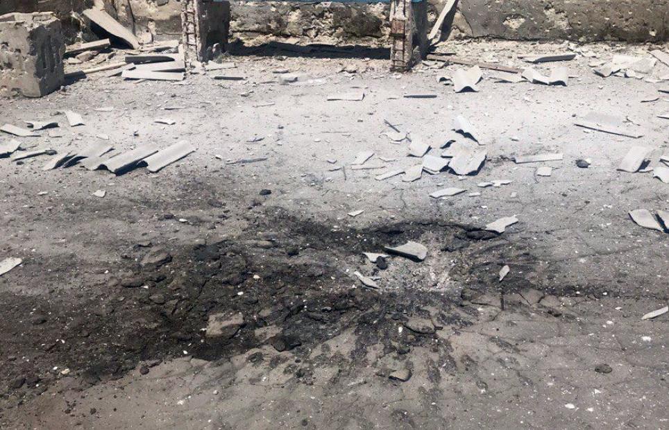 Два жителя Докучаевска ранены после обстрела города украинскими силовиками