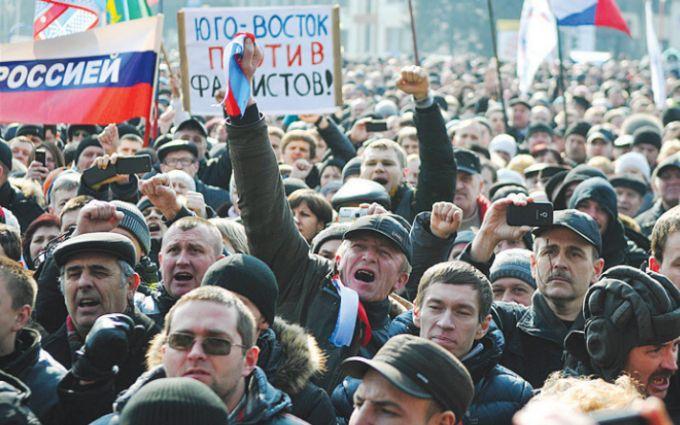 Вспоминаем вместе...В ДНР выпустили документальный фильм, посвященный событиям весны 2014 года
