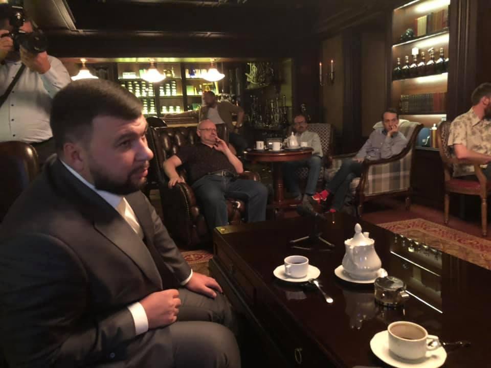 Пушилин заявил, что видит ДНР российским федеральным округом
