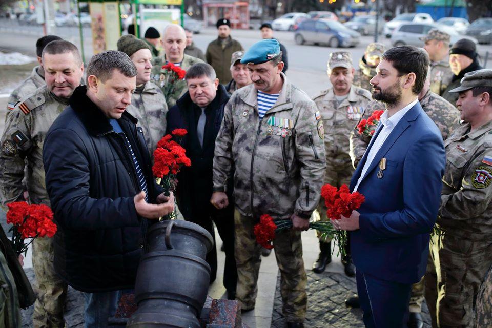 В Симферополе одну из улиц назовут именем Александра Захарченко