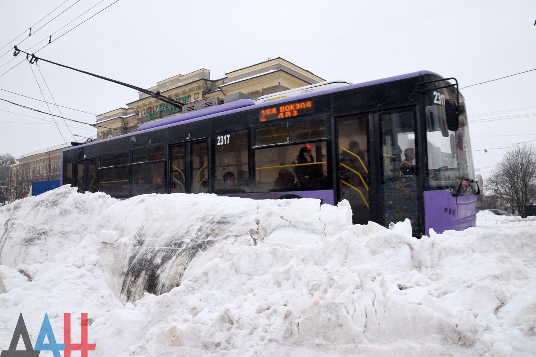 В ближайшие дни в ДНР ожидается усиление ветра и мокрый снег - МЧС
