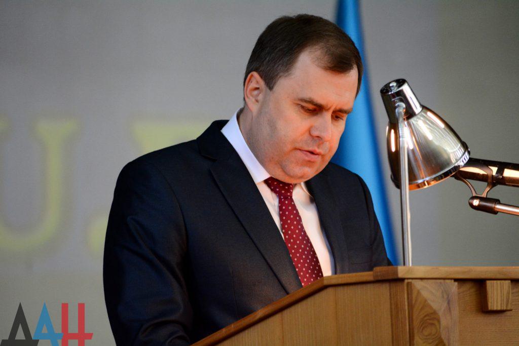 Пушилин новым министром здравоохранения назначил бывшего главврача Республиканской травматологии