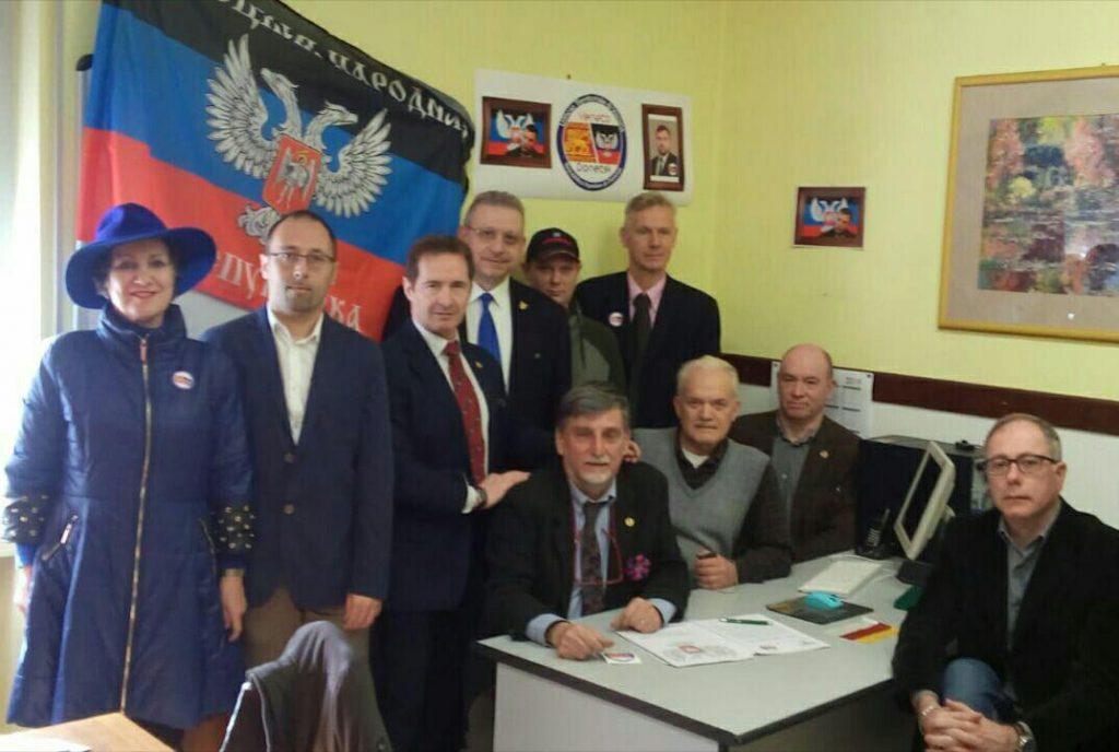 В Вероне открылось второе представительство ДНР в Италии
