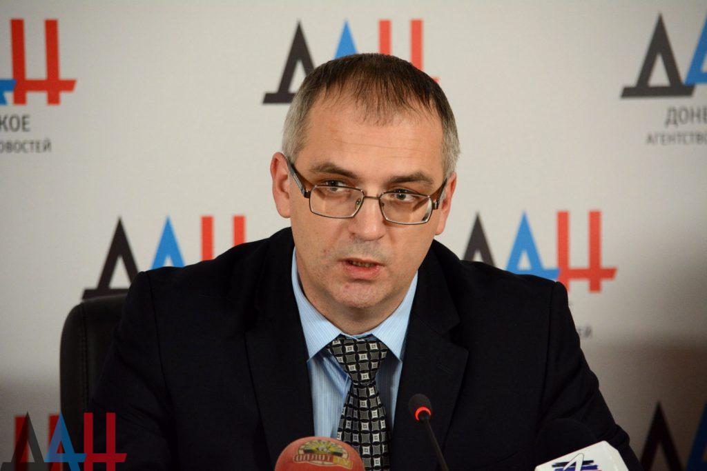 ДНР нужен закон о местном самоуправлении - председатель НС