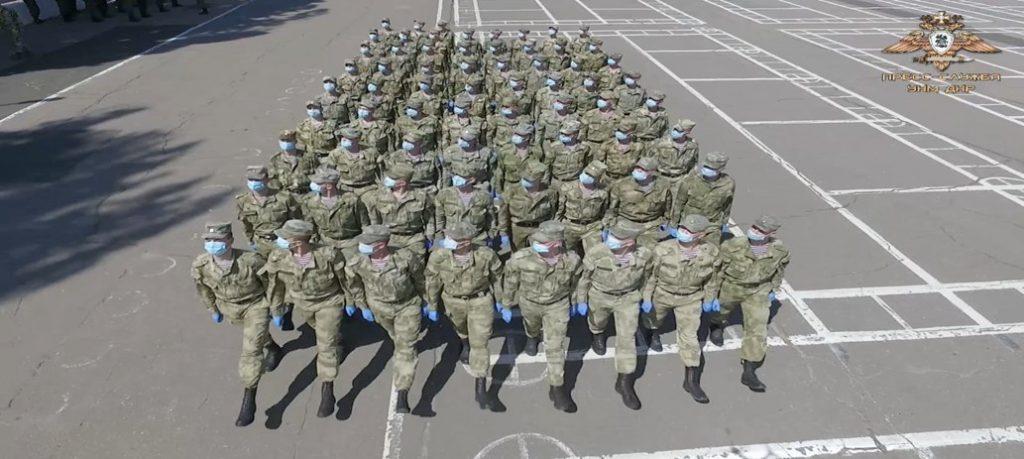 Парад Победы пройдет в Донецке 24 июня, его участники сдали тест на коронавирус