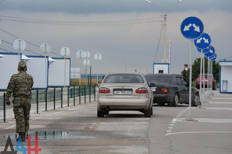 ДНР не планирует открывать границу с Украиной - Пушилин