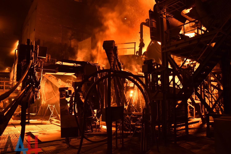 Юзовский метзавод в декабре выдаст 20 000 тонн продукции