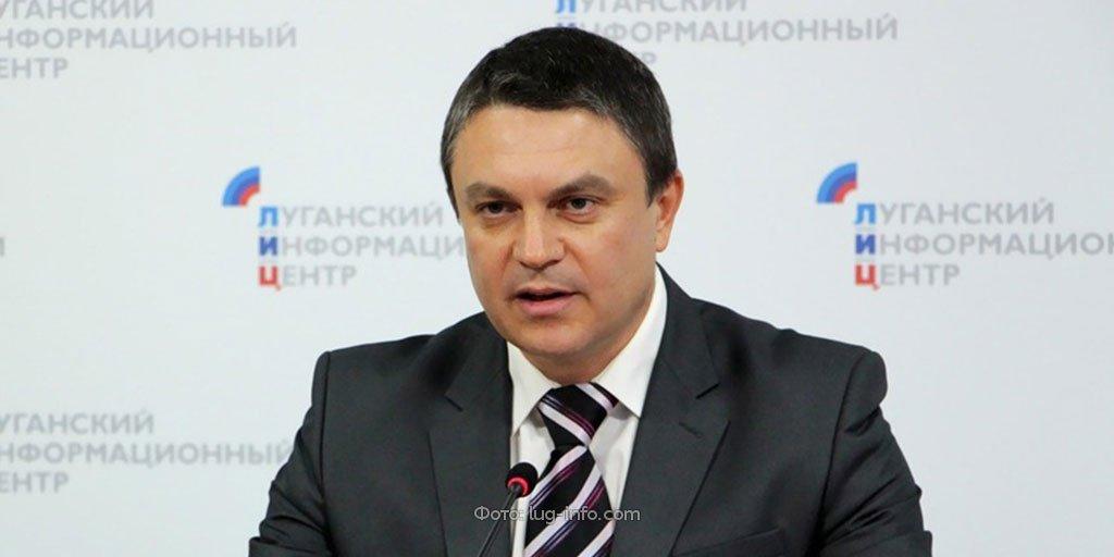 В Луганске выступили против таможенной границы между ЛНР и ДНР