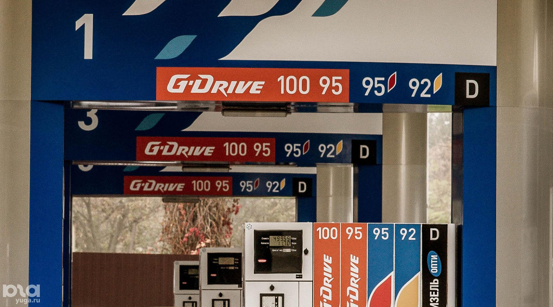 На АЗС Республики впервые появилась марка российского бензина АИ-100