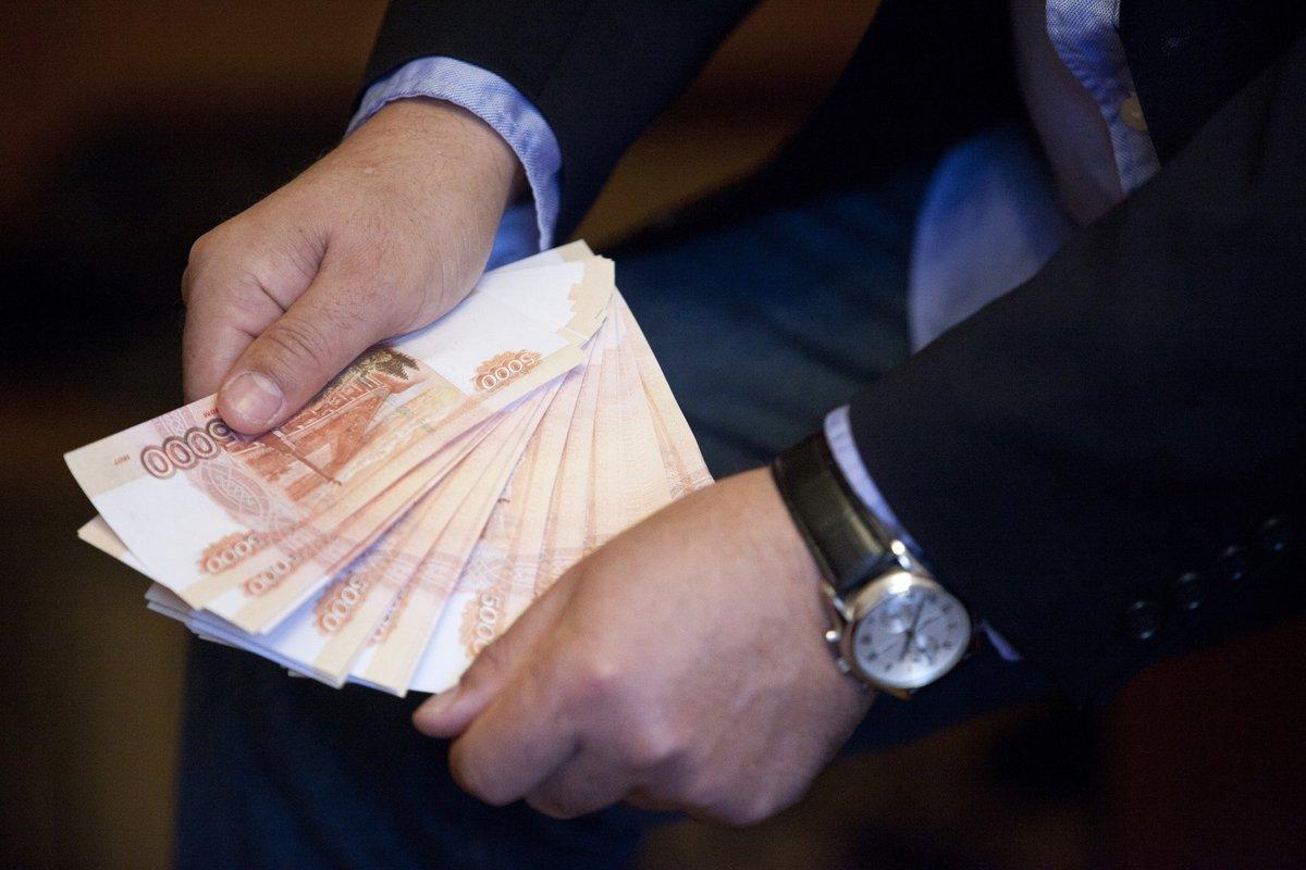 В Донецке задержали замглавы райадминистрации на взятке в 55 тысяч рублей - Генпрокуратура