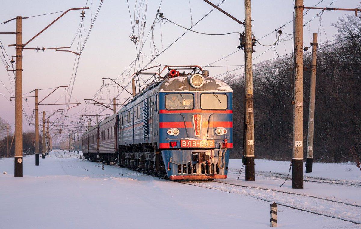 Денис Пушилин заявил, что ДНР и ЛНР объединят железные дороги